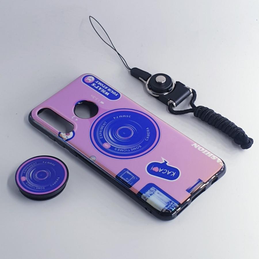 Ốp lưng hình máy ảnh kèm giá đỡ và dây đeo dành cho Huawei P30,P30 Pro,P30 Lite - 1975264 , 3008898940443 , 62_15337058 , 150000 , Op-lung-hinh-may-anh-kem-gia-do-va-day-deo-danh-cho-Huawei-P30P30-ProP30-Lite-62_15337058 , tiki.vn , Ốp lưng hình máy ảnh kèm giá đỡ và dây đeo dành cho Huawei P30,P30 Pro,P30 Lite
