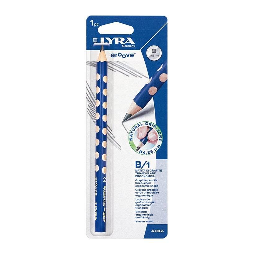 Bút Chì Đen Lyra Groove 1870101