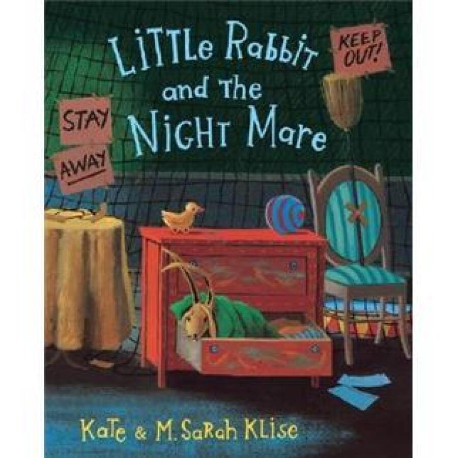 Little Rabbit and the Night Mare - 1318713 , 2278019250046 , 62_5306597 , 326000 , Little-Rabbit-and-the-Night-Mare-62_5306597 , tiki.vn , Little Rabbit and the Night Mare