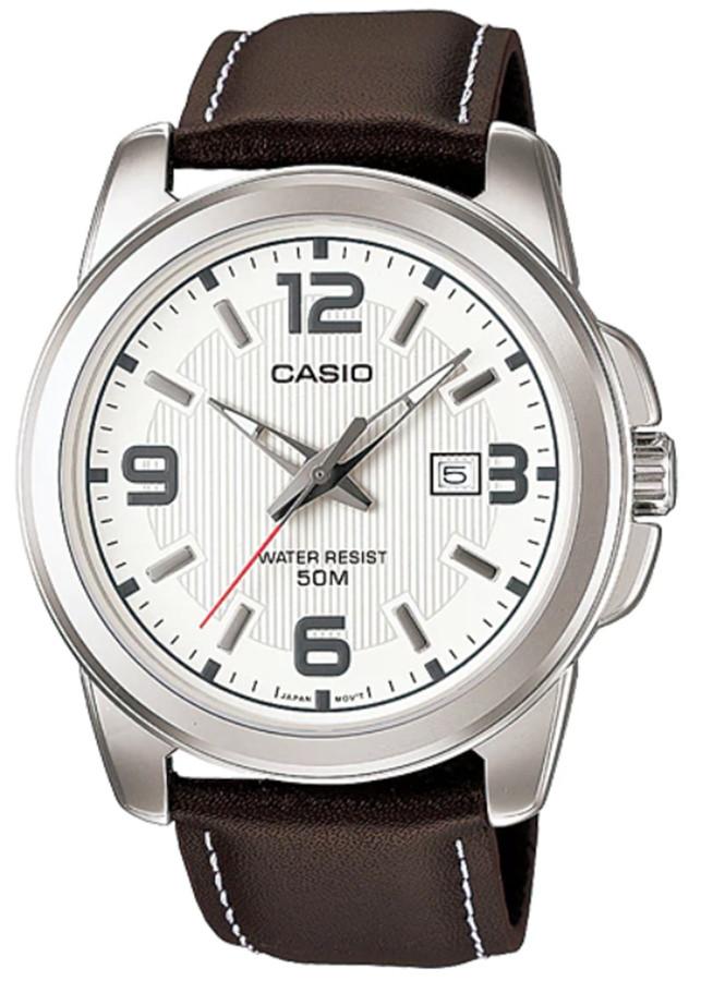 Đồng hồ nam dây da Casio MTP-1314L-7AVDF - 797599 , 3990185583313 , 62_13329773 , 1128000 , Dong-ho-nam-day-da-Casio-MTP-1314L-7AVDF-62_13329773 , tiki.vn , Đồng hồ nam dây da Casio MTP-1314L-7AVDF