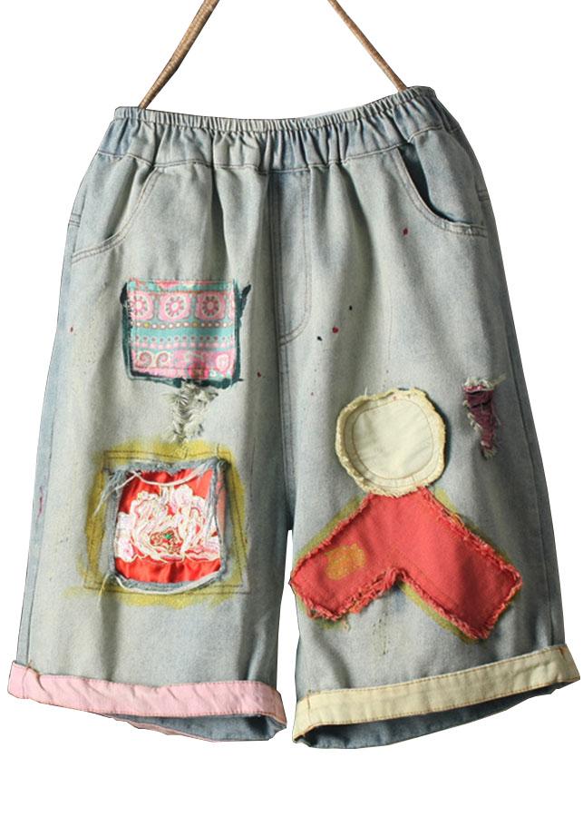 Quần short jean nữ kiểu dáng trẻ trung phong cách