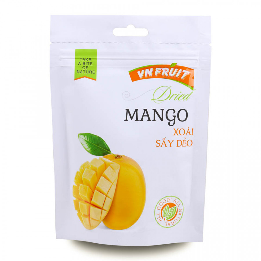 Xoài sấy dẻo 100gr - VN Fruit