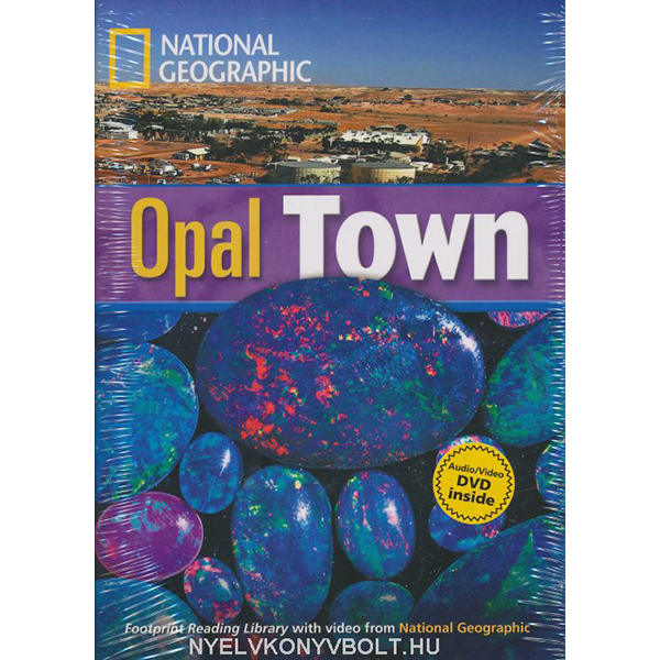Opal Town Audio CDs: Footprint Reading Library Level 1900