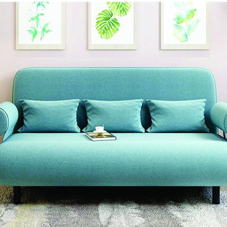 Ghế sofa giường gấp saze 1m5*2m- Xanh ngọc - 1867876 , 7790766203328 , 62_14189207 , 7990000 , Ghe-sofa-giuong-gap-saze-1m52m-Xanh-ngoc-62_14189207 , tiki.vn , Ghế sofa giường gấp saze 1m5*2m- Xanh ngọc