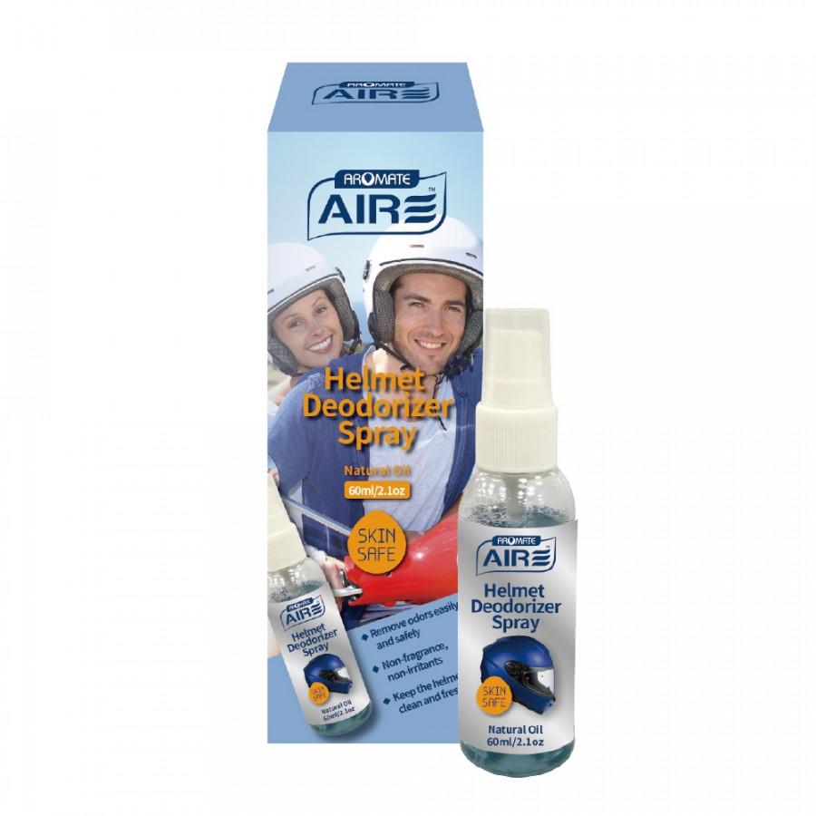 Bình Xịt Khử Mùi Nón Bảo Hiểm Aromate 60ml