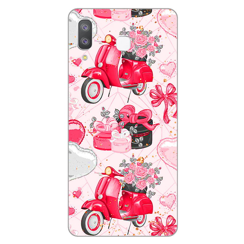 Ốp lưng dành cho điện thoại Samsung Galaxy A7 2018/A750 - A8 STAR - A9 STAR - A50 - Vespa