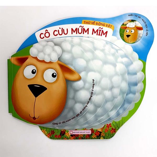 Thơ Về Động Vật - Cô Cừu Mũm Mĩm