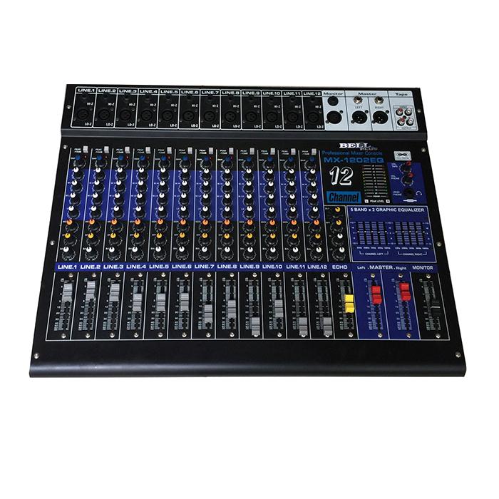 Mixer 12 line BellPlus cho dàn âm thanh karaoke và sân khấu - 7587207 , 4818751849931 , 62_11746601 , 4000000 , Mixer-12-line-BellPlus-cho-dan-am-thanh-karaoke-va-san-khau-62_11746601 , tiki.vn , Mixer 12 line BellPlus cho dàn âm thanh karaoke và sân khấu