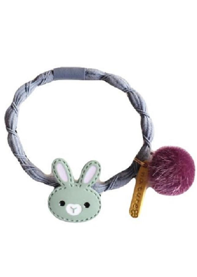 Cột tóc thỏ handmade