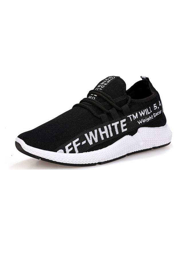 Giày Sneaker Nam Thể Thao Trắng Đen OFF-WHITE Phong Cách Cá Tính 0802 - 2263282 , 8338180856622 , 62_14504825 , 218000 , Giay-Sneaker-Nam-The-Thao-Trang-Den-OFF-WHITE-Phong-Cach-Ca-Tinh-0802-62_14504825 , tiki.vn , Giày Sneaker Nam Thể Thao Trắng Đen OFF-WHITE Phong Cách Cá Tính 0802