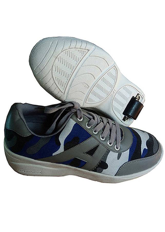 Giày bánh gót An Phát ( 005 - 01 - Rằn Ri)