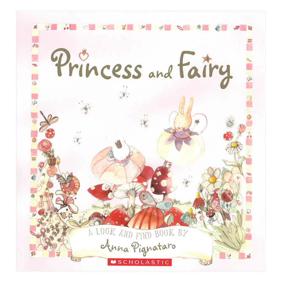 Princess And Fairy - 1090879 , 9789810914158 , 62_3851909 , 141000 , Princess-And-Fairy-62_3851909 , tiki.vn , Princess And Fairy