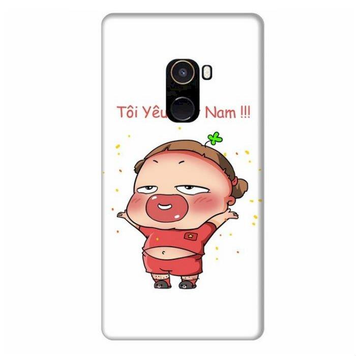 Ốp Lưng Dành Cho Xiaomi Mi Mix 2 Quynh Aka 1