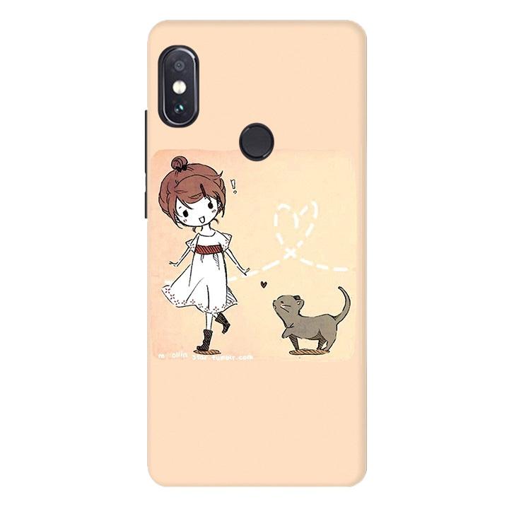 Ốp Lưng Dành Cho Xiaomi Redmi Note 5 Pro Mẫu 35