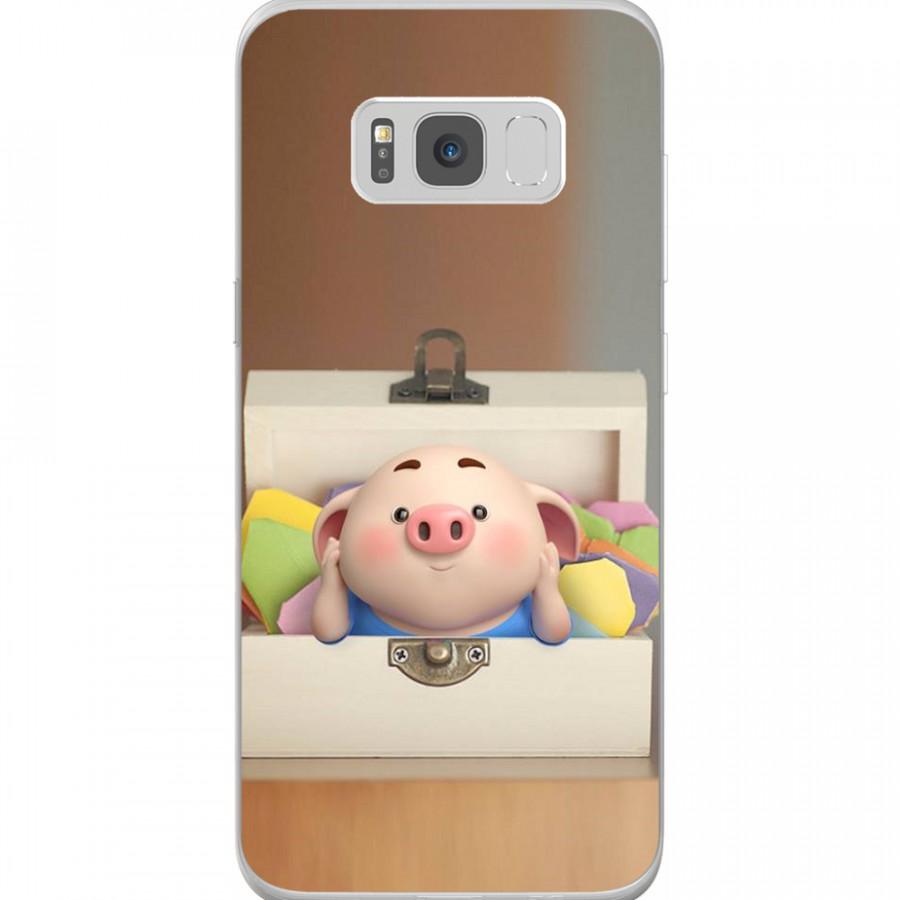 Ốp Lưng Cho Điện Thoại Samsung Galaxy S8 Plus - Mẫu aheocon 121