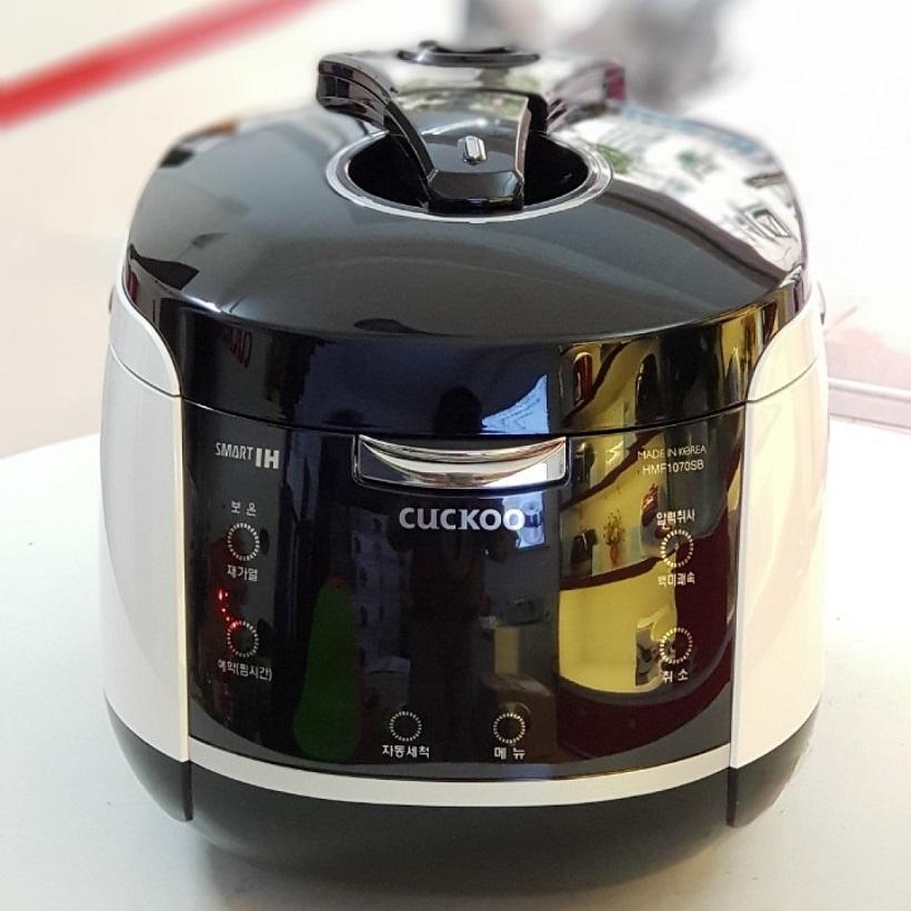 Nồi cơm điện Cao tần Cuckoo CRP-HMF1070SB 1.8L nhập khẩu Hàn quốc - 1856932 , 5812064537348 , 62_14035888 , 7290000 , Noi-com-dien-Cao-tan-Cuckoo-CRP-HMF1070SB-1.8L-nhap-khau-Han-quoc-62_14035888 , tiki.vn , Nồi cơm điện Cao tần Cuckoo CRP-HMF1070SB 1.8L nhập khẩu Hàn quốc