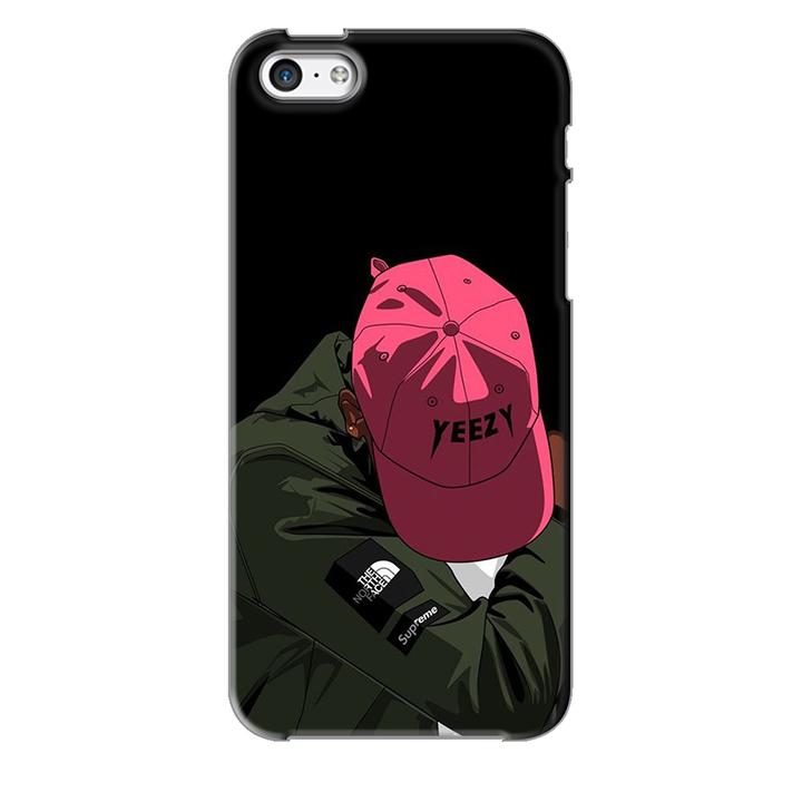 Ốp lưng nhựa cứng nhám dành cho iPhone 5C in hình Chỉ Thế Thôi