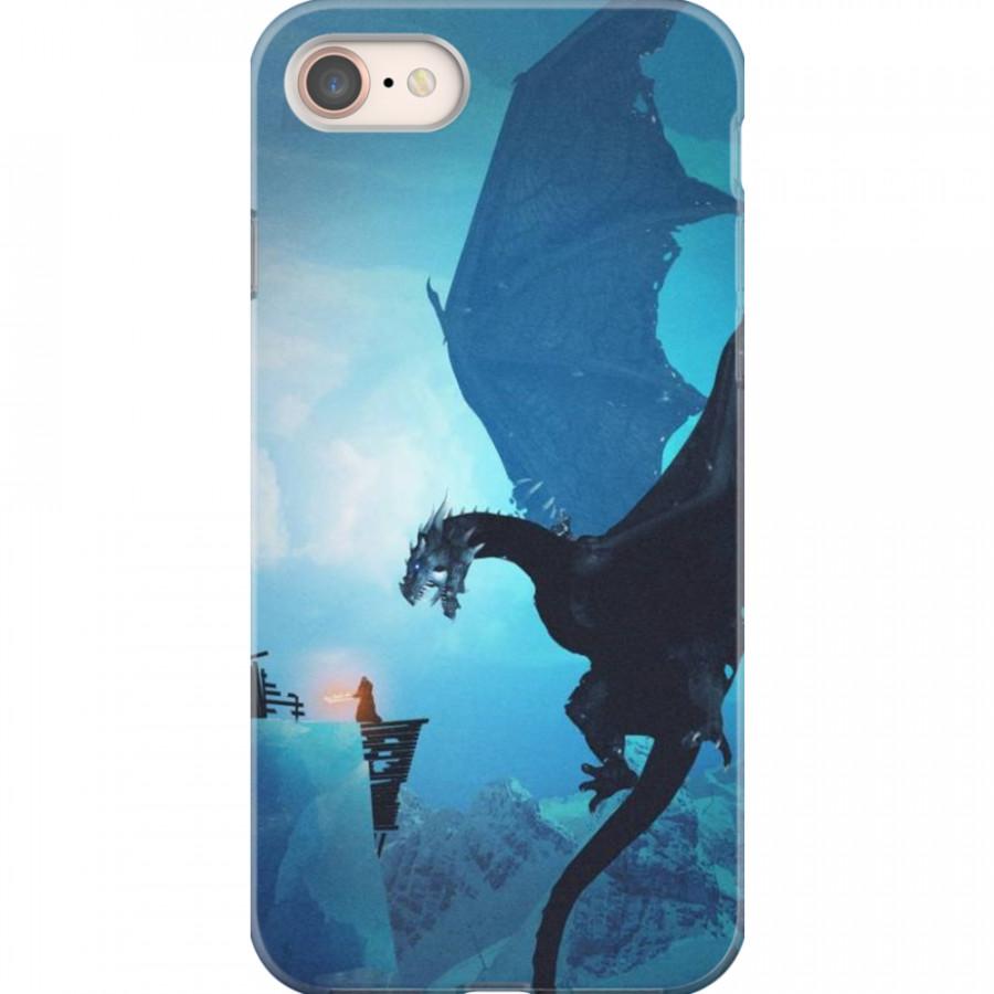 Ốp Lưng Cho Điện Thoại iPhone 7 Game Of Thrones - Mẫu 339