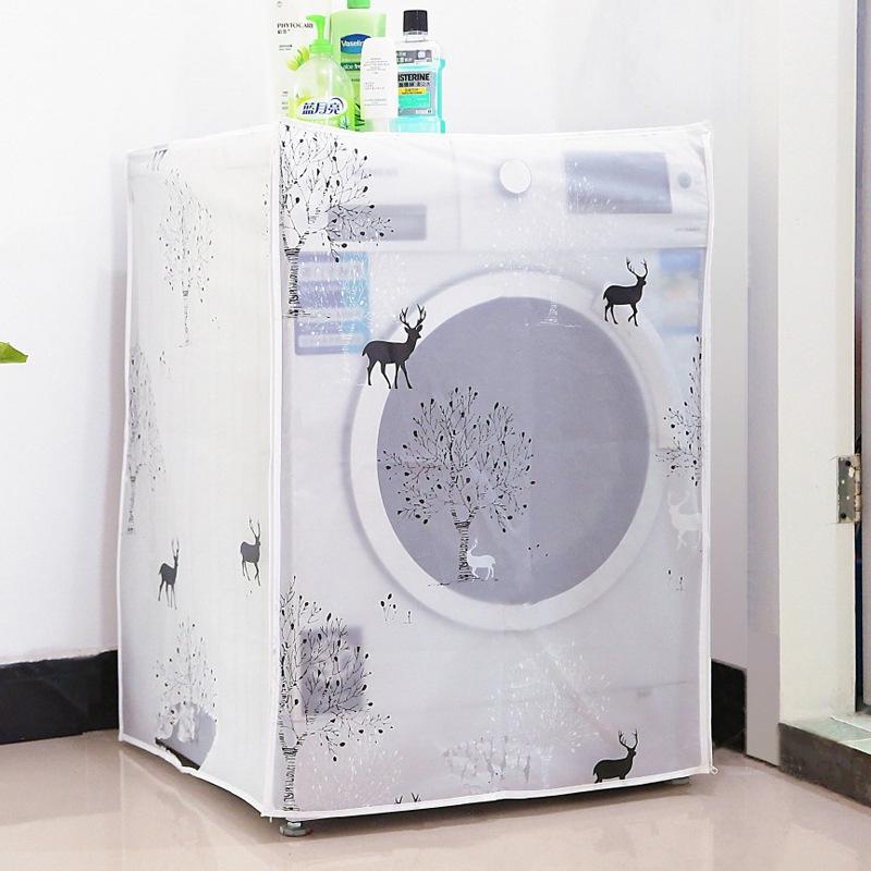 Vỏ bọc máy giặt cửa ngang, cửa trước bằng PVC chống nước, chống bụi (Hình hươu và rừng cây) - 9605188 , 2654736145986 , 62_19242332 , 100000 , Vo-boc-may-giat-cua-ngang-cua-truoc-bang-PVC-chong-nuoc-chong-bui-Hinh-huou-va-rung-cay-62_19242332 , tiki.vn , Vỏ bọc máy giặt cửa ngang, cửa trước bằng PVC chống nước, chống bụi (Hình hươu và rừng câ