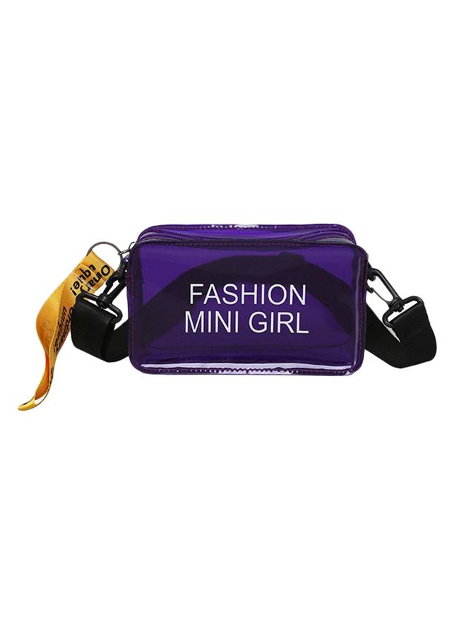Túi Xách Tay Nữ Fashion Mini Girl - 956471 , 3152674446541 , 62_5403581 , 139000 , Tui-Xach-Tay-Nu-Fashion-Mini-Girl-62_5403581 , tiki.vn , Túi Xách Tay Nữ Fashion Mini Girl
