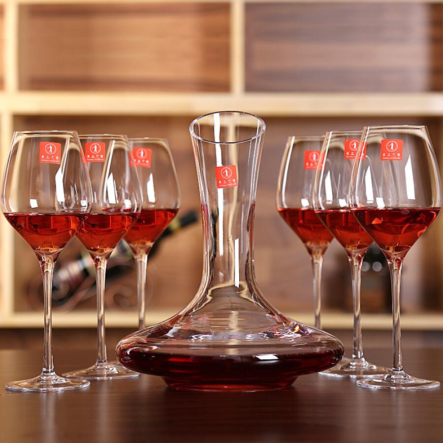 Bộ 6 Ly Uống Rượu + 1 Bình Thủy Tinh Đựng Rượu Vang - 1182382 , 1533663134090 , 62_4845387 , 1216000 , Bo-6-Ly-Uong-Ruou-1-Binh-Thuy-Tinh-Dung-Ruou-Vang-62_4845387 , tiki.vn , Bộ 6 Ly Uống Rượu + 1 Bình Thủy Tinh Đựng Rượu Vang