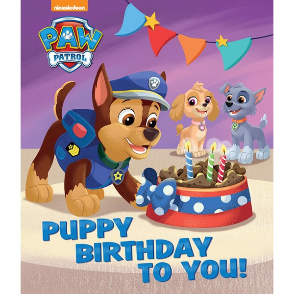 Nickelodeon PAW Patrol Puppy Birthday To You - Chú chó cứu hộ - 947686 , 3759577483675 , 62_2098289 , 141000 , Nickelodeon-PAW-Patrol-Puppy-Birthday-To-You-Chu-cho-cuu-ho-62_2098289 , tiki.vn , Nickelodeon PAW Patrol Puppy Birthday To You - Chú chó cứu hộ