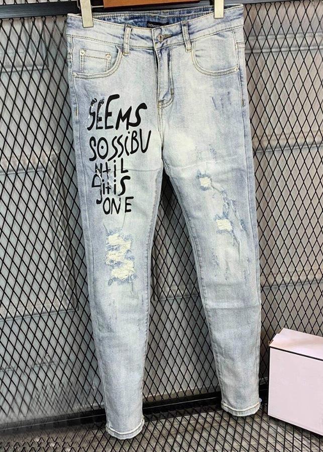 Quần Jeans Nam 2019 JCC22