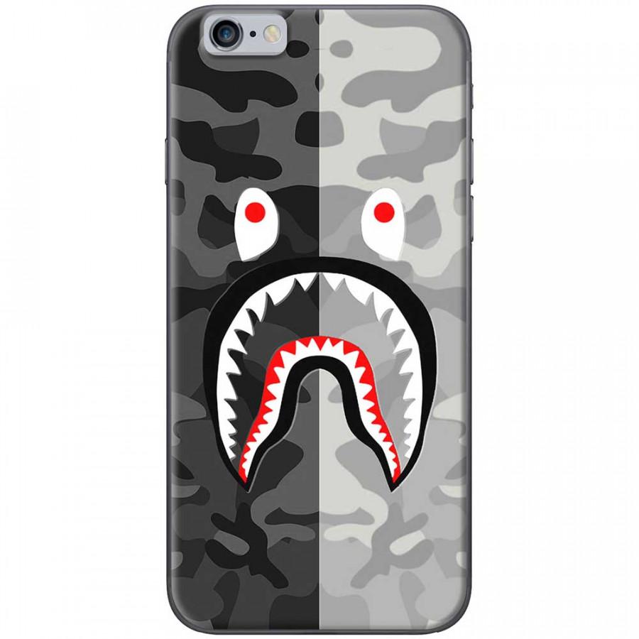 Ốp lưng  dành cho iPhone 6, iPhone 6s mẫu Bape - 18552200 , 7377478636080 , 62_20563772 , 150000 , Op-lung-danh-cho-iPhone-6-iPhone-6s-mau-Bape-62_20563772 , tiki.vn , Ốp lưng  dành cho iPhone 6, iPhone 6s mẫu Bape