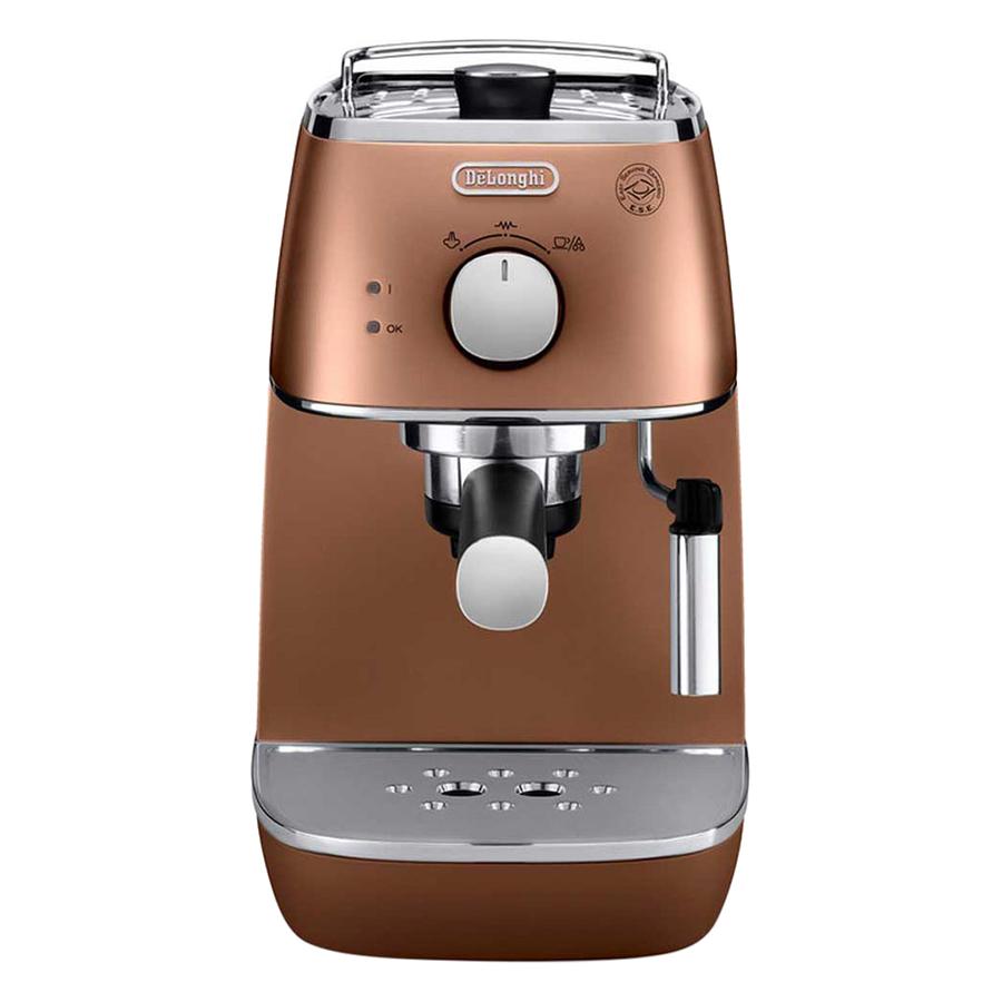 Máy Pha Cà Phê Espresso Distinta Delonghi ECI 341.CP (1100W) - Đồng - Hàng Chính Hãng - 9447624 , 8258338030189 , 62_1323275 , 7410000 , May-Pha-Ca-Phe-Espresso-Distinta-Delonghi-ECI-341.CP-1100W-Dong-Hang-Chinh-Hang-62_1323275 , tiki.vn , Máy Pha Cà Phê Espresso Distinta Delonghi ECI 341.CP (1100W) - Đồng - Hàng Chính Hãng