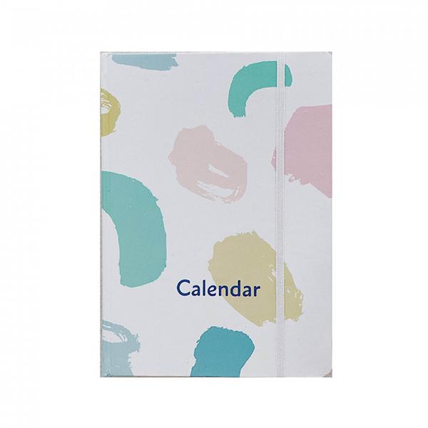 Sổ Lịch - Bìa Vệt Màu - Crabit Notebuck