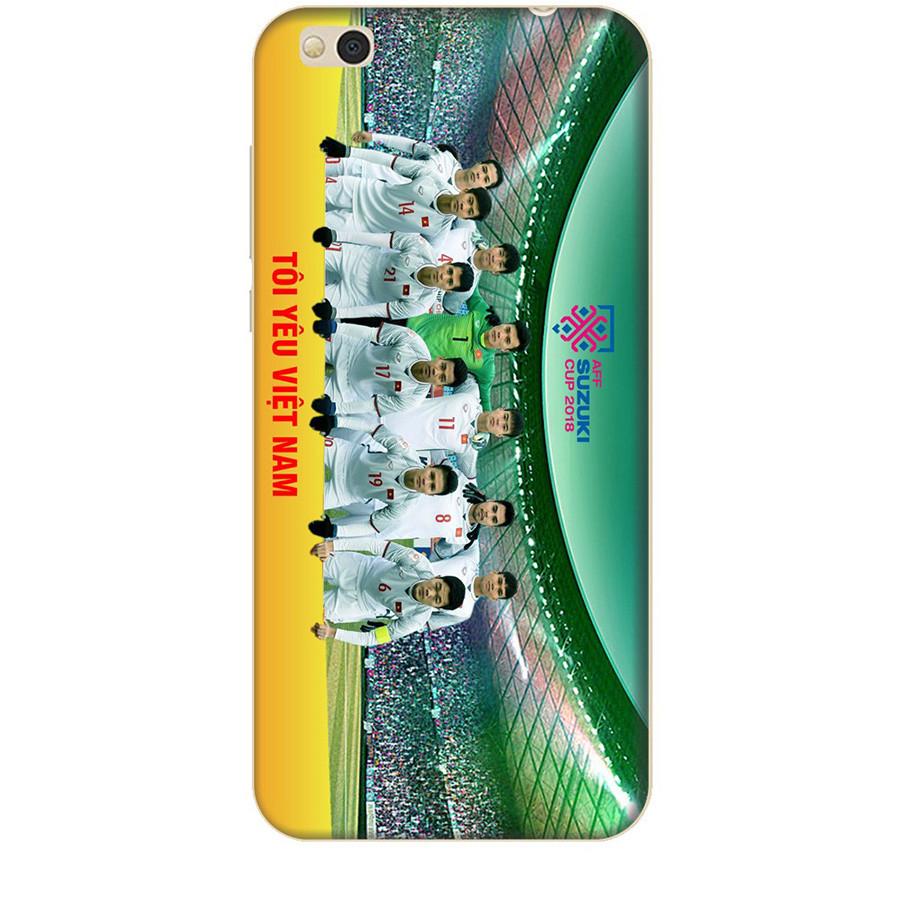 Ốp Lưng Dành Cho Xiaomi Mi 5C AFF Cup Đội Tuyển Việt Nam Mẫu 4