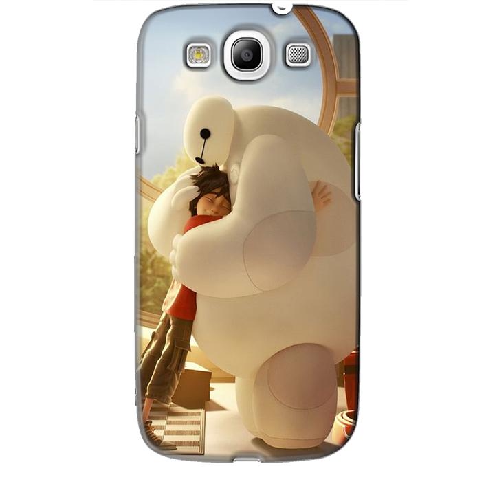 Ốp lưng dành cho điện thoại  SAMSUNG GALAXY S3 hình Big Hero Mẫu 03