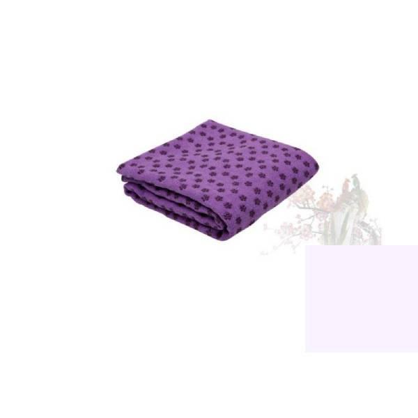 Khăn trải thảm yoga phủ hạt nhựa nguyên sinh (Màu tím) - 9600341 , 2964333892344 , 62_17904319 , 335000 , Khan-trai-tham-yoga-phu-hat-nhua-nguyen-sinh-Mau-tim-62_17904319 , tiki.vn , Khăn trải thảm yoga phủ hạt nhựa nguyên sinh (Màu tím)
