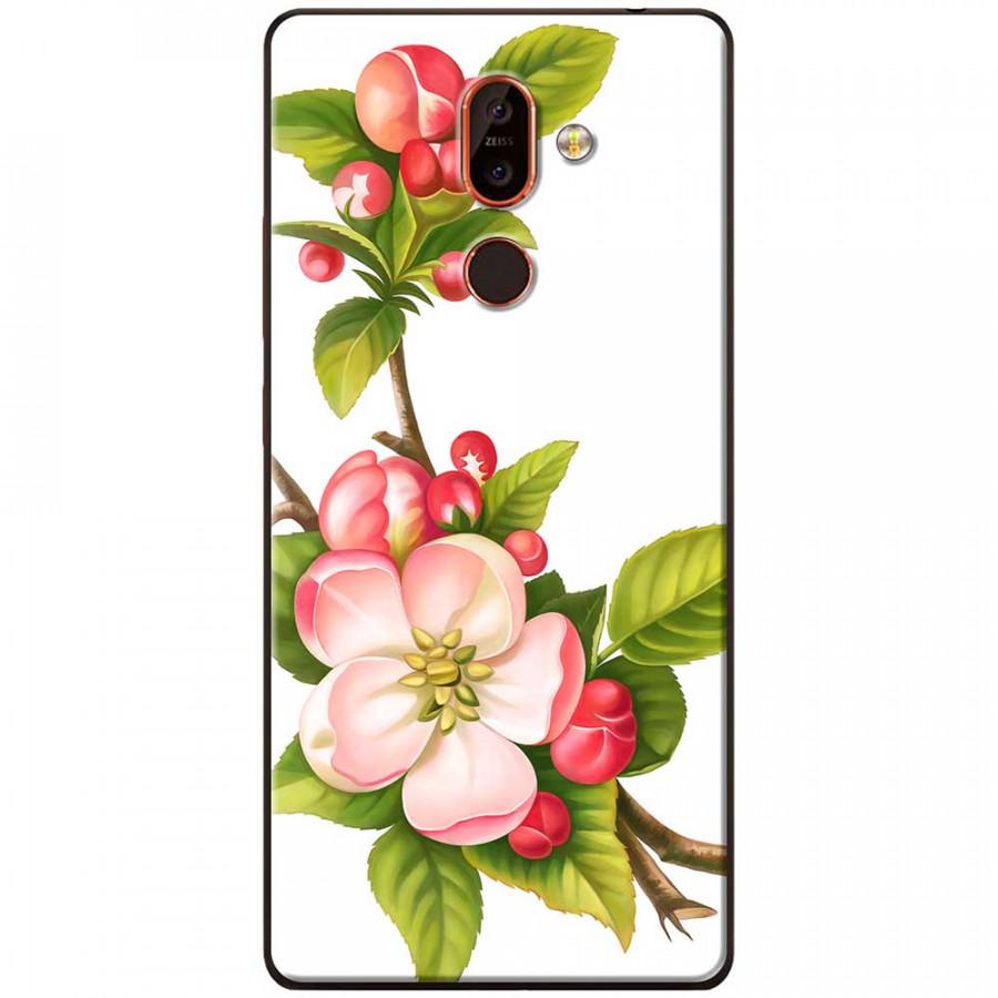 Ốp lưng dành cho Nokia 7 Plus mẫu Hoa đào đỏ nền trắng - 2013549 , 8776140090516 , 62_14858206 , 150000 , Op-lung-danh-cho-Nokia-7-Plus-mau-Hoa-dao-do-nen-trang-62_14858206 , tiki.vn , Ốp lưng dành cho Nokia 7 Plus mẫu Hoa đào đỏ nền trắng