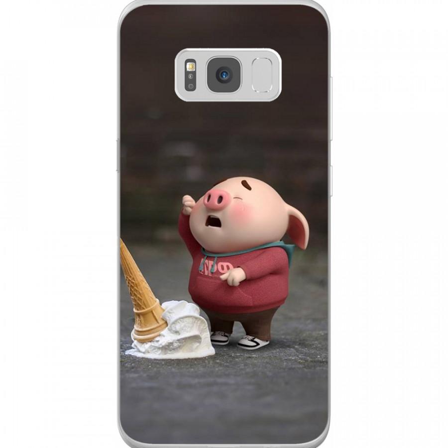 Ốp Lưng Cho Điện Thoại Samsung Galaxy S8 Plus - Mẫu aheocon 109
