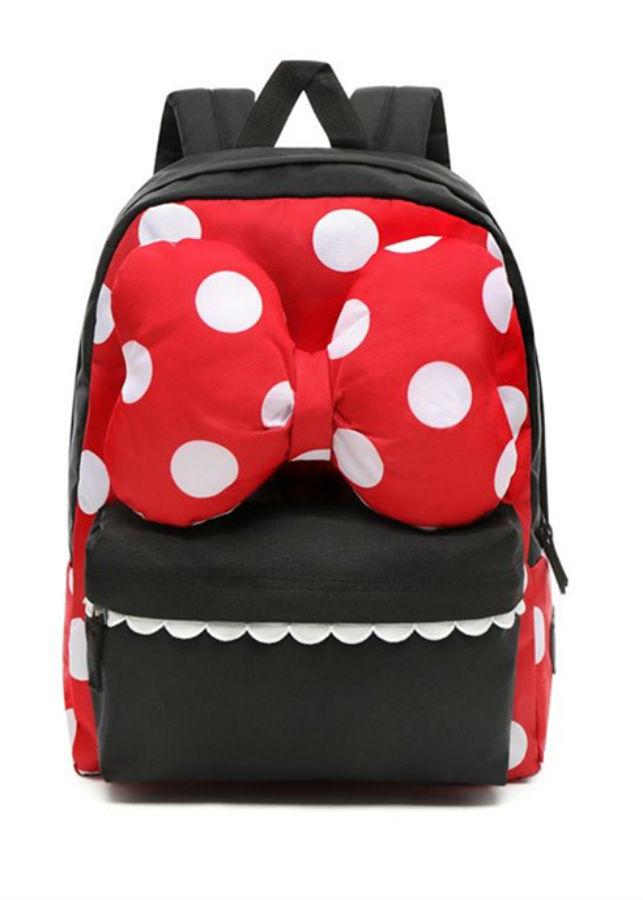 Ba Lô Nữ Bag Vans VN0A3UHKIZQ - Racing Red