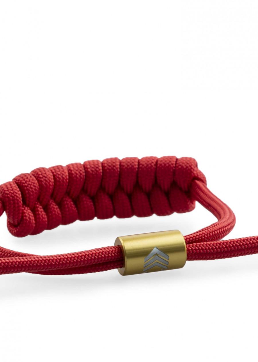 WaaT - Vòng tay Cam / Đỏ