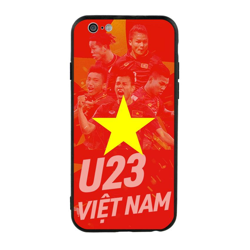 Ốp lưng viền TPU cho Iphone 6/6S - U23 Mẫu 3