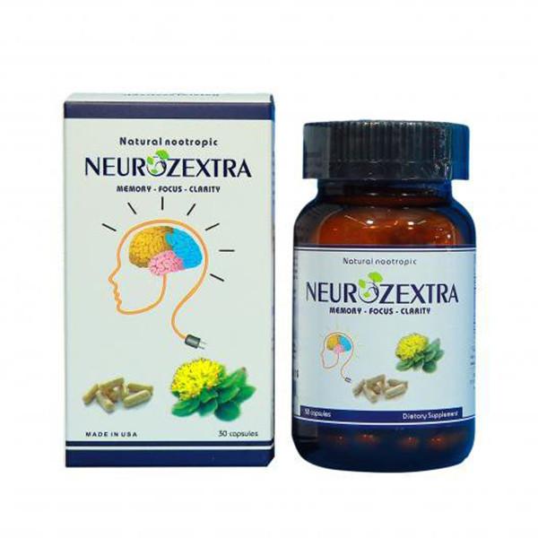 Thực Phẩm chức năng NEUROZEXTRA tăng cường trí não