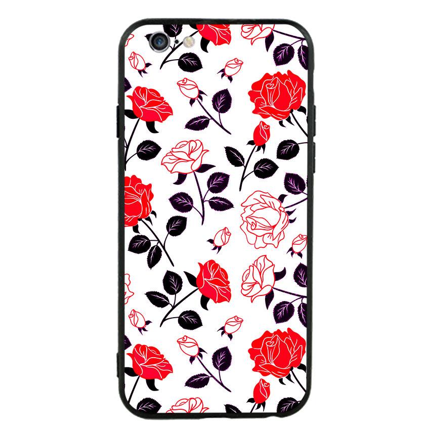 Ốp lưng nhựa cứng viền dẻo TPU cho điện thoại Iphone 6 Plus / 6s Plus - Rose 09 - 6435973 , 5218648176956 , 62_15843923 , 127000 , Op-lung-nhua-cung-vien-deo-TPU-cho-dien-thoai-Iphone-6-Plus--6s-Plus-Rose-09-62_15843923 , tiki.vn , Ốp lưng nhựa cứng viền dẻo TPU cho điện thoại Iphone 6 Plus / 6s Plus - Rose 09