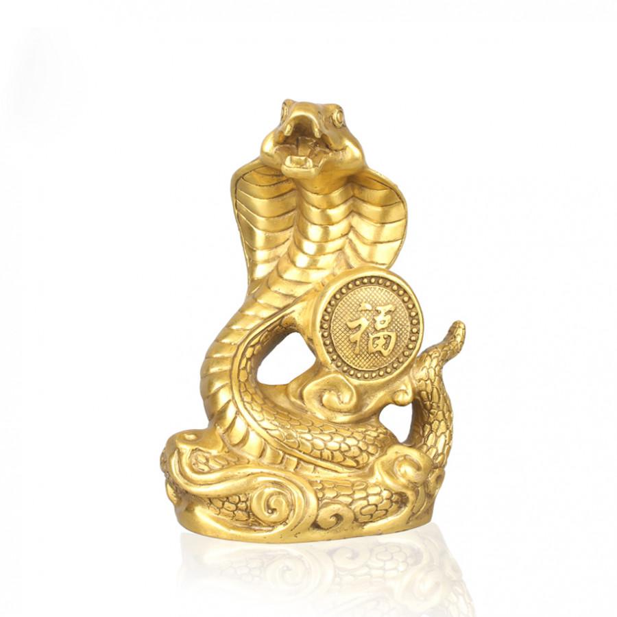 Tượng linh vật con rắn chầu chữ phúc bằng đồng thau cỡ trung phong thủy Tâm Thành Phát - 18525849 , 6527467130995 , 62_20024060 , 1000000 , Tuong-linh-vat-con-ran-chau-chu-phuc-bang-dong-thau-co-trung-phong-thuy-Tam-Thanh-Phat-62_20024060 , tiki.vn , Tượng linh vật con rắn chầu chữ phúc bằng đồng thau cỡ trung phong thủy Tâm Thành Phát