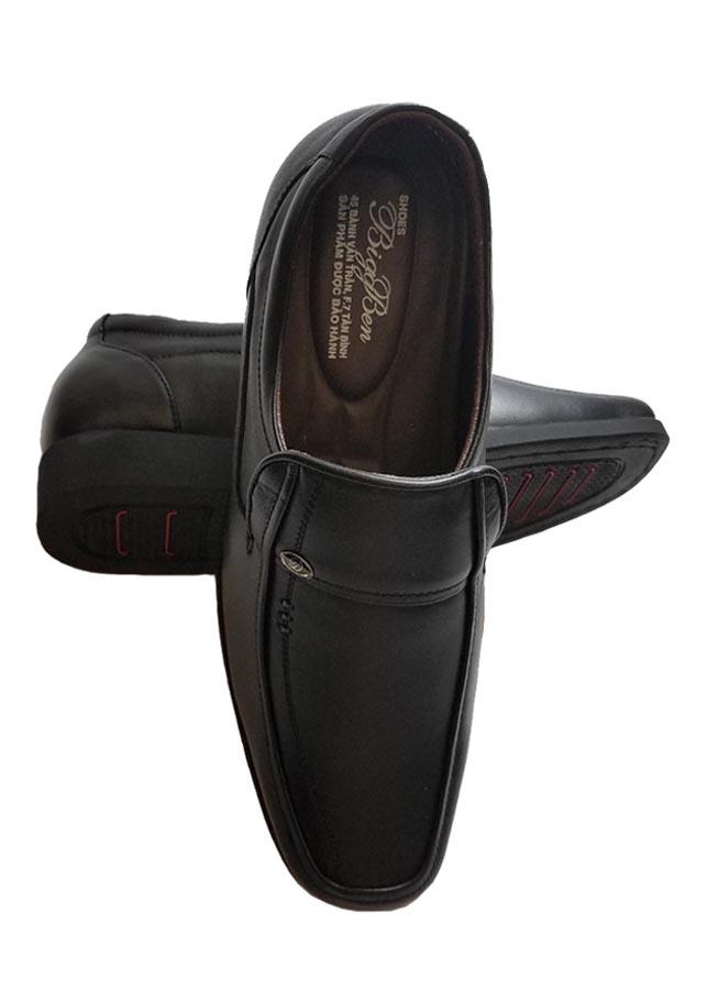 Giày Tây Tăng Chiều Cao Nam BIGGBEN Da Bò Thật Cao Cấp GT66