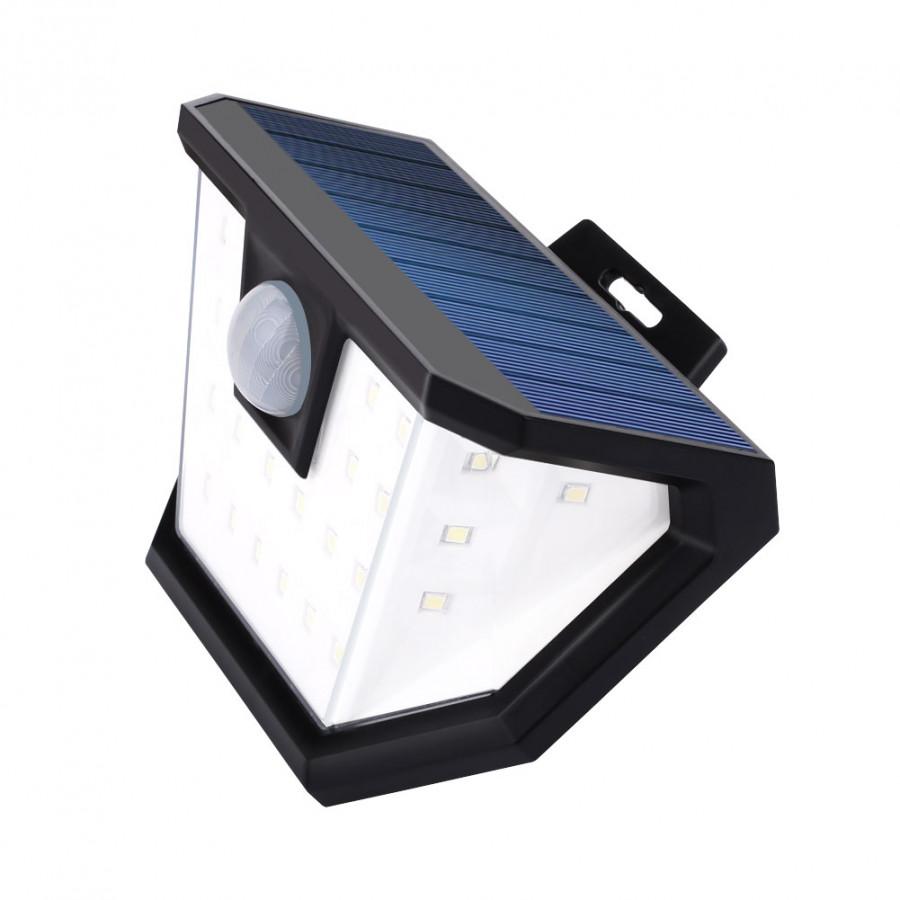 Đèn LED Năng Lượng Mặt Trời Treo Tường (3W)