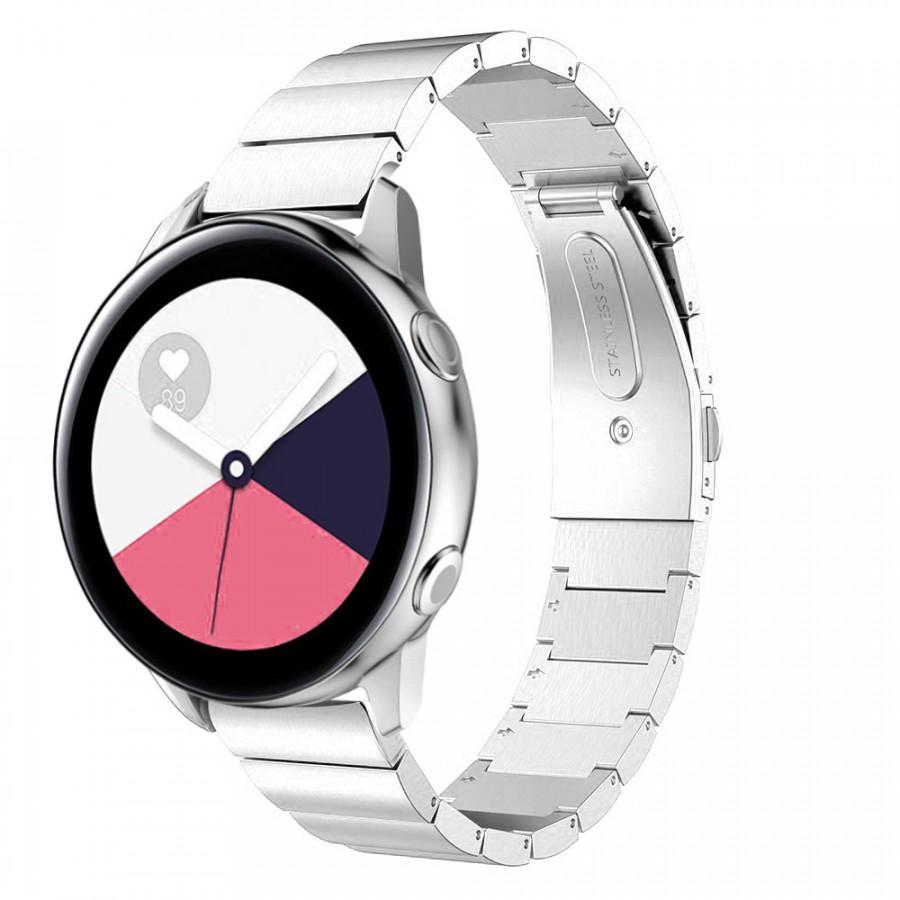 Dây Thép Khối Cho Galaxy Active Watch, Galaxy Watch 42, Gear Sport (Size 20mm) _Hàng NHập Khẩu - 1519981 , 1790575843513 , 62_14850693 , 590000 , Day-Thep-Khoi-Cho-Galaxy-Active-Watch-Galaxy-Watch-42-Gear-Sport-Size-20mm-_Hang-NHap-Khau-62_14850693 , tiki.vn , Dây Thép Khối Cho Galaxy Active Watch, Galaxy Watch 42, Gear Sport (Size 20mm) _Hàng NHập K