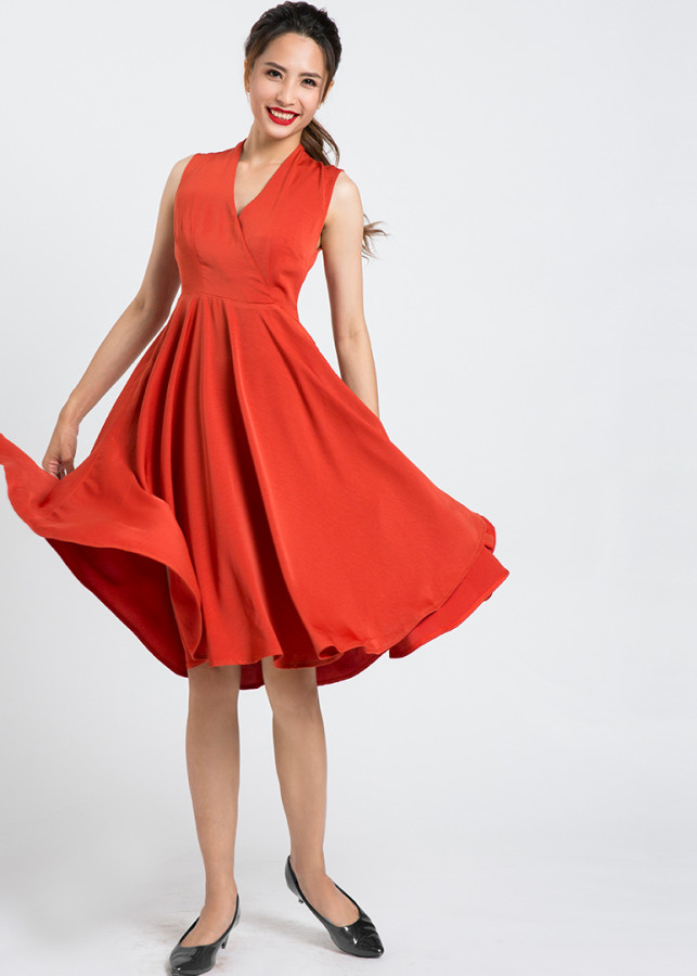 Đầm Fit