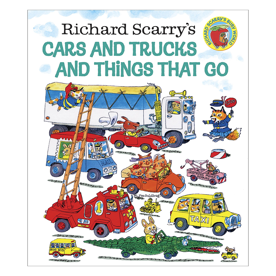 Cars and Trucks and Things That Go - 1235340 , 2360960014706 , 62_5264971 , 1916000 , Cars-and-Trucks-and-Things-That-Go-62_5264971 , tiki.vn , Cars and Trucks and Things That Go