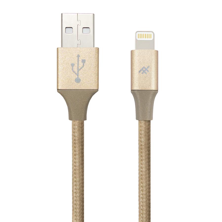 Cáp iFrogz UniqueSync Premium Lightning Cable 1.5m - Hàng Chính Hãng