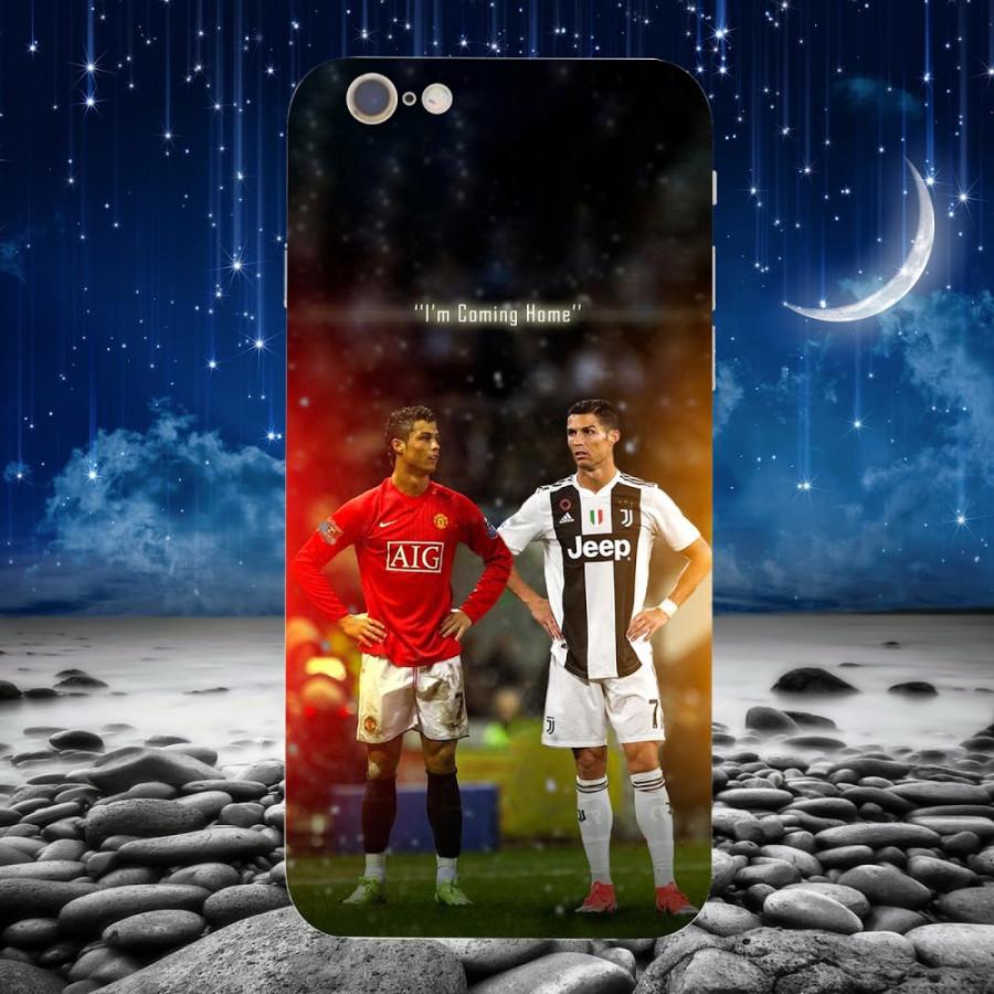 Ốp Lưng Dành Cho Máy Iphone 6, 6s-Ốp Cứng Viền TPU Dẻo,Ốp Cao Cấp
