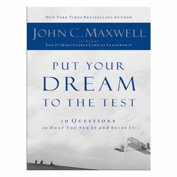 Put Your Dream To The Test: 10 Questions To Help You See It And Seize It - 781820 , 5440053350090 , 62_11708851 , 486000 , Put-Your-Dream-To-The-Test-10-Questions-To-Help-You-See-It-And-Seize-It-62_11708851 , tiki.vn , Put Your Dream To The Test: 10 Questions To Help You See It And Seize It