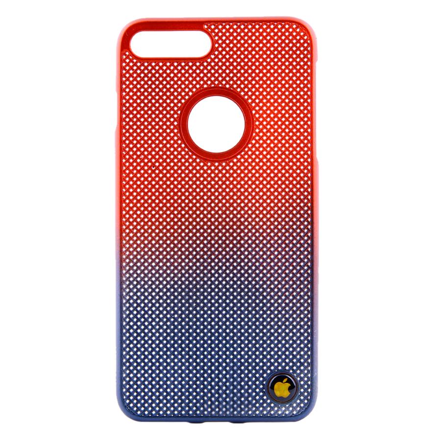 Ốp Lưng Lưới Tản Nhiệt iPhone 7 Plus/ 8 Plus Phối Màu Sang Trọng - Xanh Đỏ - 1152056 , 5246277564134 , 62_4670199 , 150000 , Op-Lung-Luoi-Tan-Nhiet-iPhone-7-Plus-8-Plus-Phoi-Mau-Sang-Trong-Xanh-Do-62_4670199 , tiki.vn , Ốp Lưng Lưới Tản Nhiệt iPhone 7 Plus/ 8 Plus Phối Màu Sang Trọng - Xanh Đỏ